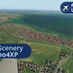 Featured Image of the entry: Create a scenery with Ortho4XP of the Flusiboard Lexicon