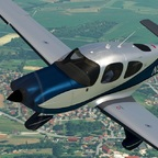 Featured image of the HoldMyBeer Cirrus SR22 for X-Plane 11