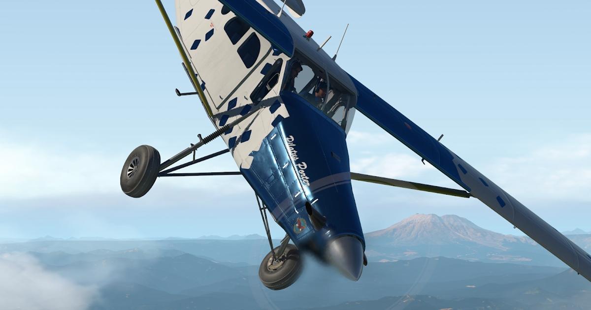 Our featured image of the Thranda Design Pilatus PC-6 Porter