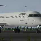 The Aerosoft CRJ 700/900 for Prepar3D v4
